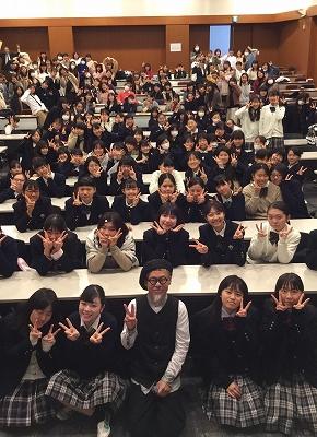 長谷川義史先生 特別授業